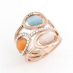 Korean sweet personality fashion moustache design rings Necklace,ring,bracelet,fashion accessory  wholesale fashion jewelry