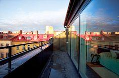 Attic apartment in Stockholm 11