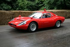The 1965 Fiat Abarth OT 1300 won many key victories for Abarth, including the 1966 and 1967 Division 1 World Championship. http://www.beverlyhillscarclub.com/wanted.htm