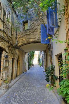 France Travel Inspiration - amazing paths around the world Antibes, France