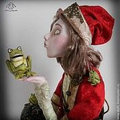 Куклы и игрушки ручной работы. Ярмарка Мастеров - ручная работа Иван-Царевич. Handmade.