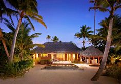 The Brando - Photo courtesy The Brando / National Geographic Unique Lodges of the World