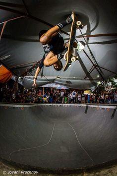 Marujo Giovanni Oliveira. Foto Jovani Prochnov #Skate #Skateboard #SailorSkateboard #SailorTeam