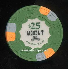 $25 Parkers Model T 2nd issue 1985 SOLD