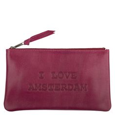 Image of the wallet Tinkerbell 'I love Amsterdam'