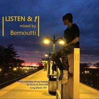 Ultra Vocal Deep LISTEN & ! 40 mix by Bernoutti de Bernoutti DJ na SoundCloud