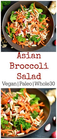 This is the perfect nutritious, super EASY, and delicious salad!!! This plant based meal will be a hit for lunch or as a side dish with everyone!