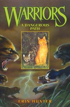 """""""Warriors: A Dangerous Path"""" by Erin Hunter"""