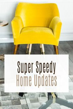 Super speedy home updates and hacks to give you a lovely home makoever in no time at all. Simple and fast home makeover tips that really can make a difference #interiors #homemakeover #homehacks #homeupdates Beautiful Space, Beautiful Homes, Makeover Tips, Home Hacks, Home Look, Simple House, Easy Projects, Home Renovation, Declutter