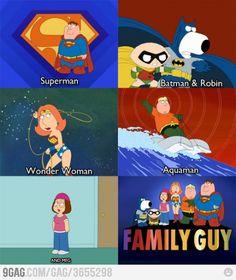 Gotta love Family Guy
