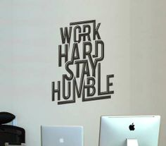 work wall decals - Google Search