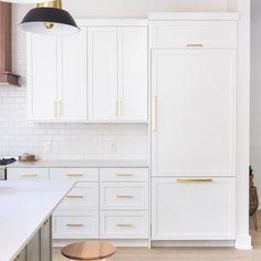 Home Decor Kitchen, Kitchen Interior, Home Kitchens, Kitchen Ideas, Diy Kitchen, Kitchen Inspiration, Kitchen Hacks, Kitchen Designs, Remodeled Kitchens