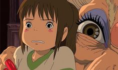 Come check out the list of the top 5 anime movies of all time here!! #Anime ~Sen to Chihiro no Kamikakushi~ ~Spirited Away~ ~Anime Movies~