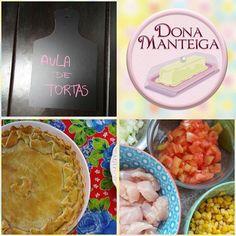 Aula de Torta: Torta de Frango e Torta de Camarão. Inclui apostila e material por R$ 200,00. Máximo 3 pessoas por aula. Bebidas não inclusas.  Entre em contato pelo Whatt (11) 9 9458 1069 ou no mail: donamanteiga@donamanteiga.com.br.  #schoolofpie #tortadavovó #tortadecamarão 🌱🐔🐄🍫🍰 @donamanteiga #donamanteiga #danusapenna #amanteigadas #gastronomia #food #dessert #pie www.donamanteiga.com.br