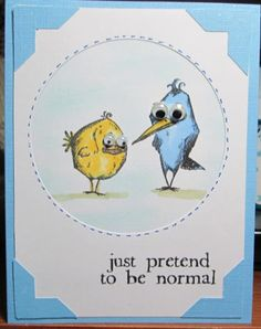 TLC523, CAS314, Just Pretend_vg by Vicky Gould - Cards and Paper Crafts at Splitcoaststampers