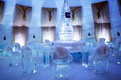 Snow Village Hotel in Montreal