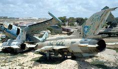 SOMALI AIR FORCE