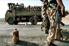 8 juin 2016 - Jusqu'à 400 000 «esclaves» en Érythrée, selon l'ONU