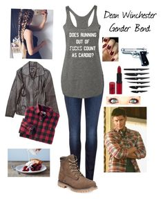 Designer Clothes, Shoes & Bags for Women Supernatural Inspired Outfits, Supernatural Fashion, Girls Fashion Clothes, Summer Fashion Outfits, Girly Tomboy Fashion, Peter Pan Outfit, Career Fields, Character Inspired Outfits, Fandom Fashion