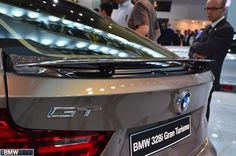 BMW will refresh the 3 Series Gran Turismo later this year - http://www.bmwblog.com/2016/03/29/bmw-will-refresh-3-series-gran-turismo-later-year/