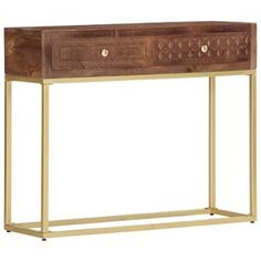 Union Rustic Jeremiah Console Table | Wayfair.co.uk Consoles, Estilo Retro, Living Room Display Cabinet, Armoire Entree, Table Console Extensible, Wooden Console Table, Entry Tables, Antique Sideboard, Hallway Storage