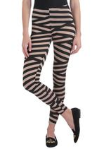Tied Up In Style Leggings via Modcloth
