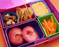 Laptop Lunches Newsletter | Lunch News | Bento News. Bento-ware, this is a BPA free way to practice clean eating.  The containers make it easy, are environmentally friendly, and allow you to have variety at lunch without throwing away all the plastic bags.  The recipies and tips are amazing!  Check out this newsletter, and Bento away!