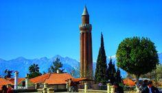 Antalya Yivli Minare