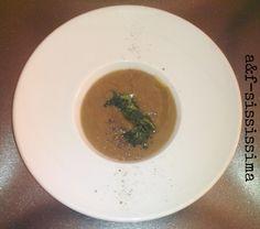 acqua e farina-sississimacrema di lenticchie con broccoletti ripassati:   L' Oste della Bon'Ora