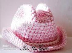 free crochet baby hat pattern - Google Search