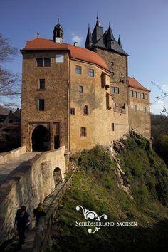 Kriebstein Castle, Saxony, Germany