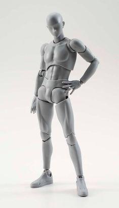 Mechanical Japan: S.H.Figuarts Body-kun & Body-chan (Bandai)