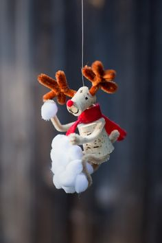 insideways: Homemade Christmas Ornaments 2013