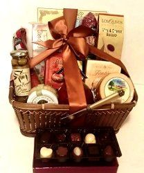 Italian Brunch Gift Baskets