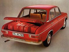 Audi Super 90 / 1966