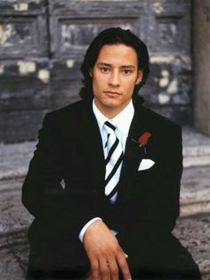 Urs Bühler (Il Divo). OMG!! How gorgeous is he?