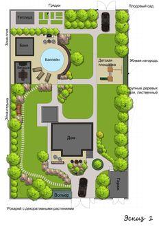 Landscape Design Plans Backyard – Back of House Yard Ideas Garden Design Plans, Modern Landscape Design, Landscape Plans, Garden Landscape Design, Modern Design, Desert Landscape, Japanese Landscape, Mulch Landscaping, Small Backyard Landscaping