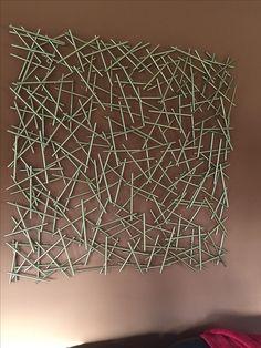 Home Goods metal wall art Look Dark, Dark Furniture, New Room, Metal Wall Art, Home Goods, Family Room, Room Ideas, Living Room, Decor