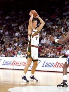 Basket-Ball • Best European Player • Detlef Schrempf •
