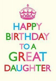 Gefeliciteerd Met Verjaardag Dochter | Sbpractices