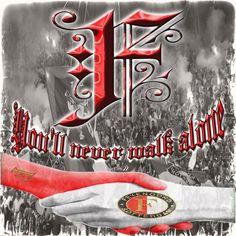 Feyenoord- Favorite Dutch Futbol Team...