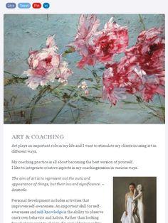 art & coaching