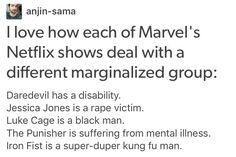 Matt Murdock, daredevil, Jessica Jones, jewel, Luke Cage, power man, Danny Rand, iron fist, mcu, marvel, avengers, the defenders