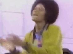 Michael Jackson in a Rich Little Show sketch (1977)