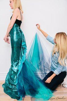 Lauren Conrad Mermaid Halloween Costume