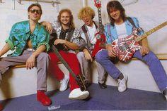 Van Halen w/ Sammy Hagar