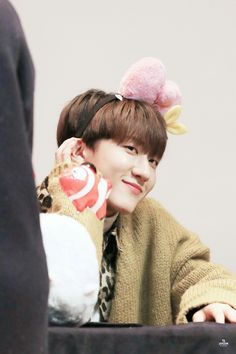 Changbin♡stray kids 18/01/21 •Fansign