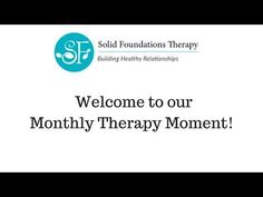 June's monthly therapy moment is from Robyn, Staff therapist at Solid Foundations therapy. She discusses why allowing your partner to come home and unload, e. Affair Recovery, Relationship Gifs, Holiday Stress, Free Advice, Effective Communication, Stress And Anxiety, Healthy Relationships, Foundation, Therapy