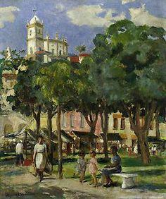 , Georgina de Albuquerque - 1950