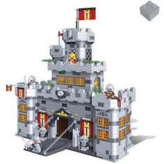 BanBao Castle 988-Piece Building Set